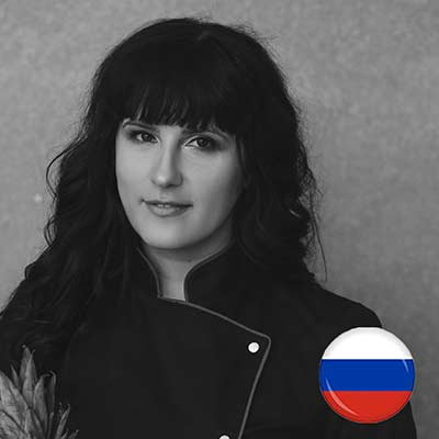Дарья Близнюк  (Россия)